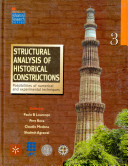 Proceedings of the 5th International Conference on Structural Analysis of Historical Constructions