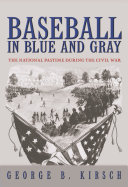 Baseball in Blue and Gray