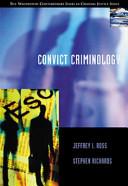 Convict Criminology