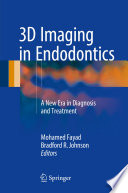 3d Imaging In Endodontics Book PDF