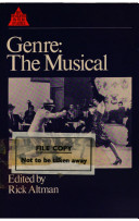 Genre, the Musical