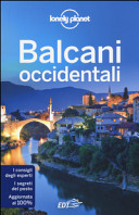 Copertina Libro Balcani occidentali