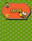Handwriting Practice 120 Page Honey Bee Book Jayde