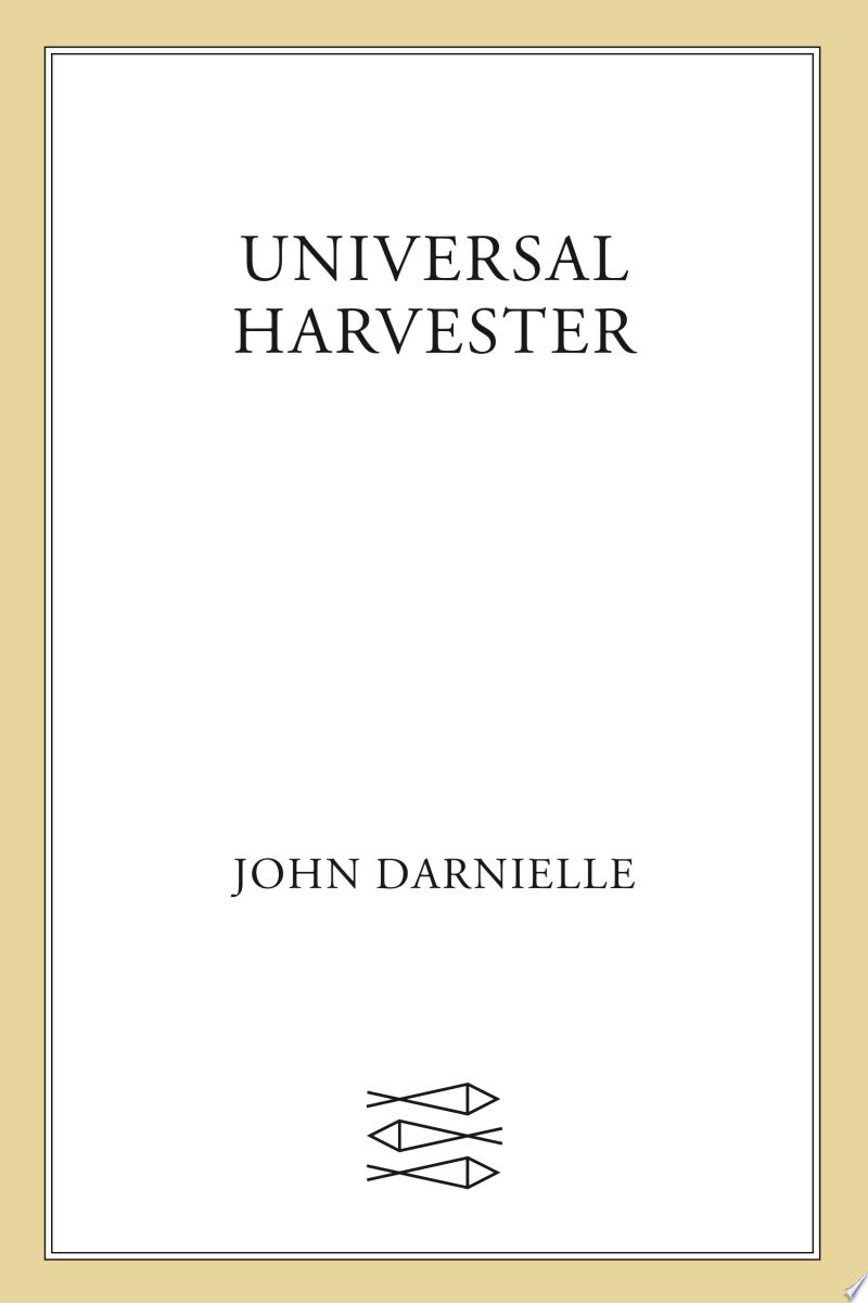 Universal Harvester image