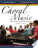 Choral Music  Methods and Materials Book PDF