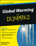 Global Warming For Dummies ebook