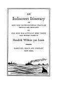 An Indiscreet Itinerary