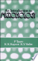 An Introduction to Microbiology Book