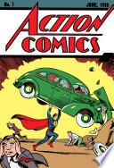 Action Comics (1938-2011) #1 image