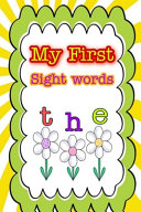 My First Sight Words