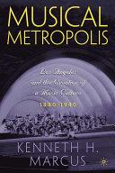 Musical Metropolis