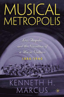 Musical Metropolis Pdf/ePub eBook