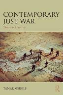 Contemporary Just War Pdf/ePub eBook