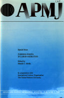 Asian and Pacific Migration Journal