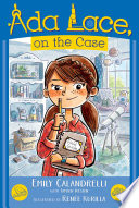 Ada Lace  on the Case Book