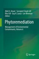 Phytoremediation.
