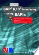 SAP® R/3® Interfacing using BAPIs