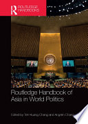 Routledge Handbook of Asia in World Politics Book