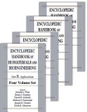 Encyclopedic Handbook of Biomaterials and Bioengineering