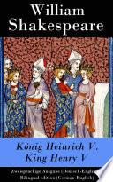 König Heinrich V. / King Henry V - Zweisprachige Ausgabe