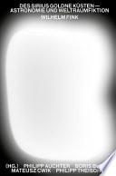 Des Sirius goldne Küsten - Astronomie und Weltraumfiktion