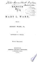 Memoir of Mary L  Ware
