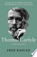 Thomas Carlyle Book