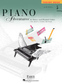 Piano Adventures Level 5 Theory Book Book