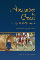 Alexander the Great in the Middle Ages Pdf/ePub eBook