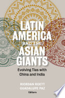 Latin America and the Asian Giants Book