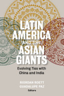 Latin America and the Asian Giants [Pdf/ePub] eBook