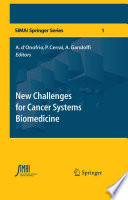 New Challenges for Cancer Systems Biomedicine Book