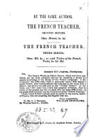 The French Teacher  First Series  New Edition