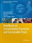 Handbook on Sustainability Transition and Sustainable Peace [Pdf/ePub] eBook