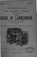 The bride of Lammermoor. With illustr. by Brown [and others].