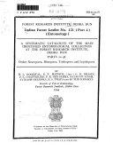 Indian Forest Leaflet
