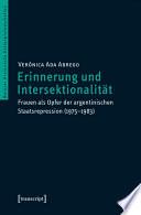 Erinnerung und Intersektionalität