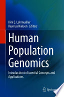 Human Population Genomics