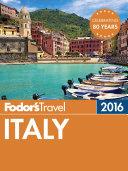 Fodor s Italy 2016