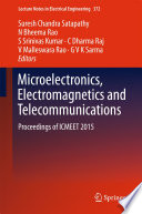 Microelectronics, Electromagnetics and Telecommunications