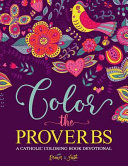 Color the Proverbs  Catholic Coloring Devotional