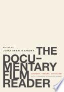 The Documentary Film Reader