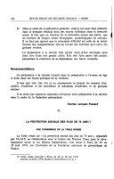 Revue belge de securité sociale