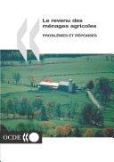 Pdf Le revenu des ménages agricoles Problèmes et réponses Telecharger