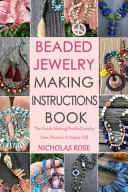 Beaded Jewelry Making Instructions Book