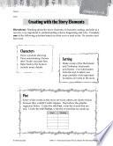 Flora & Ulysses--The Illuminated Adventure Studying the Story Elements