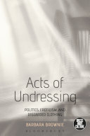 Acts of Undressing Pdf/ePub eBook