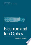 Electron and Ion Optics Book