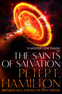 book cover for The Saints of Salvation by Peter F. Hamilton