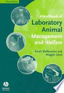 Handbook of Laboratory Animal Management and Welfare Book